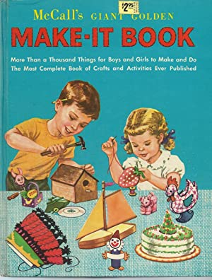 McCALL'S GIANT GOLDEN MAKE-IT BOOK: Peter, John