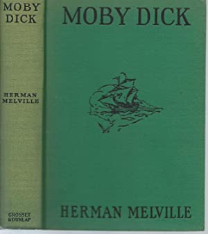 MOBY DICK (PHOTOPLAY EDITION): Melville, Herman