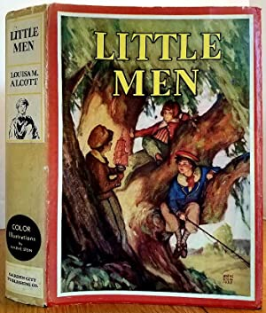 LITTLE MEN: Alcott, Louisa M.