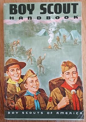 BOY SCOUT HANDBOOK: Boy Scouts of