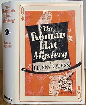 THE ROMAN HAT MYSTERY: Queen, Ellery