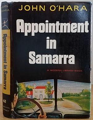 john o hara appointment in samarra pdf