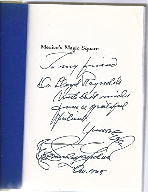 MEXICO'S MAGIC SQUARE: Gardner, Erle Stanley