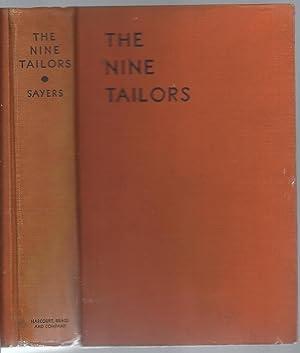 THE NINE TAILORS: Sayers, Dorothy L