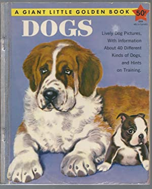 THE GIANT LITTLE GOLDEN BOOK OF DOGS: Daly, Kathleen N.