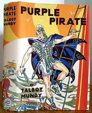 PURPLE PIRATE: Mundy, Talbot