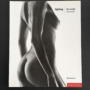 Lighting for Nude Photography: Rod Ashford