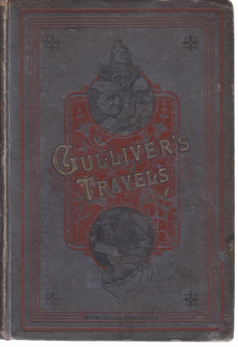 Gulliver's Travels into Several Remote Nations of the World: Swift, Jonathan