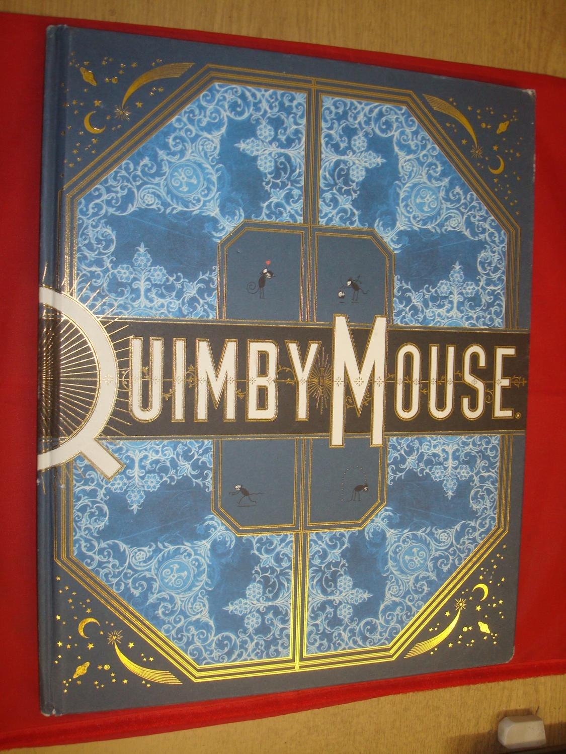 Quimby the Mouse: Or Comic Strips, 1990-1991: Ware, Chris