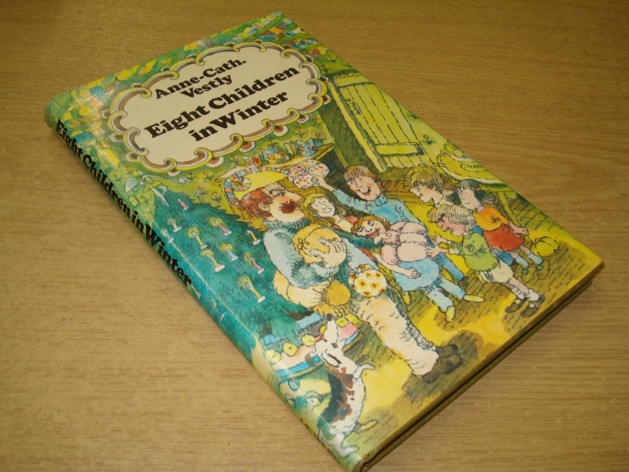 Eight Children in Winter: Vestly, Anne-Catharina