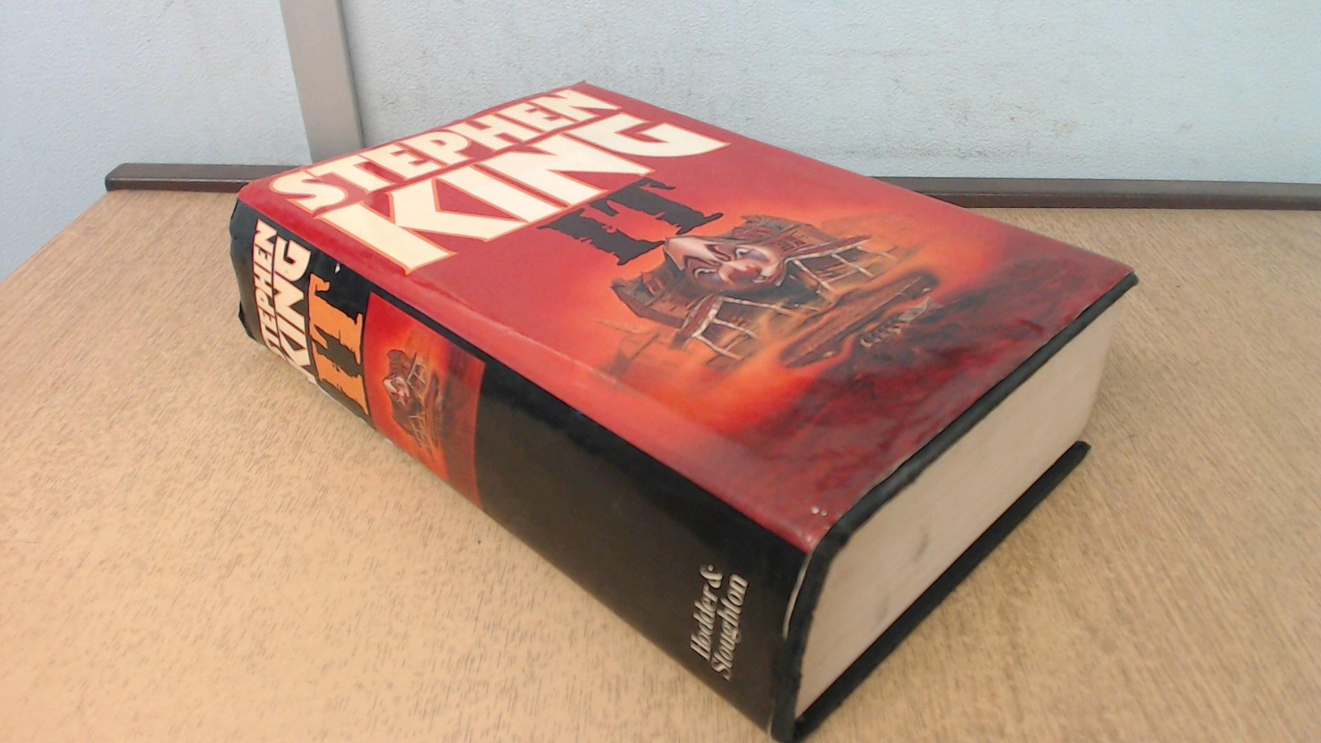 It Stephen King Good Hardcover