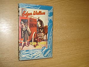 Four-Square Jane by Edgar Wallace: Edgar Wallace