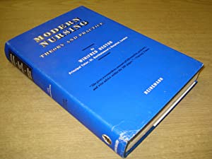 Modern Nursing: Theory and Practice by Winifred: Winifred Hector