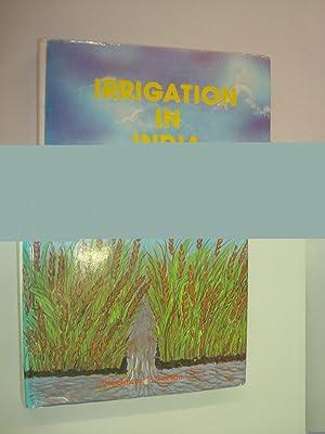 Irrigation In India Themes On Development Planning: Neel Mani P