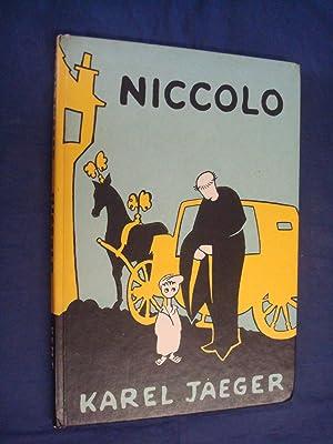 Niccolo by Karel Jaeger: Karel Jaeger