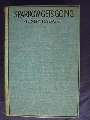 Sparrow Gets Going by Gunby Hadath: Gunby Hadath