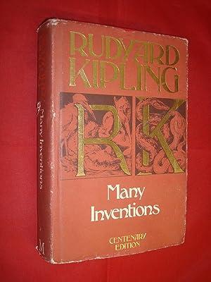 Many Inventions: Kipling, Rudyard