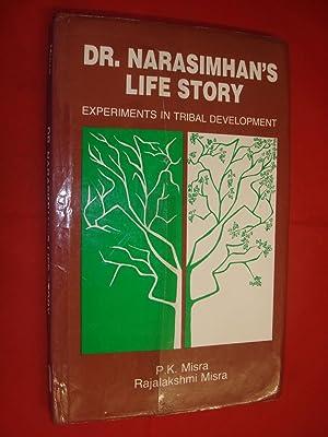 Dr. Narasimhans Life Story by P.K. Misra: P.K. Misra Rajalakshmi