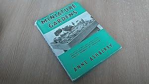 Miniature Gardens: Anne Ashberry
