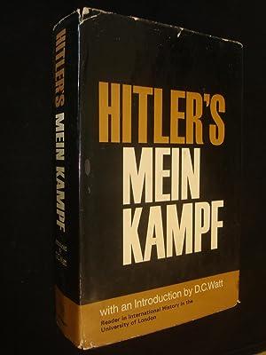 Mein Kampf,: Hitler, Adolf