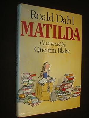 Matilda by Roald Dahl: Roald Dahl