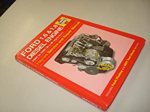 Ford (1.6 and 1.8 Litre) Diesel Engine: Minter, Matthew