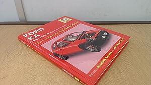 Ford Ka Service and Repair Manual (Haynes: Legg, A. K.