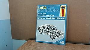 Lada 1200, 1300, 1500 and 1600 1974: Haynes, J. H.