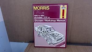 Morris Ital 1.3 1980-84 Owners Workshop Manual: Mead, John S.