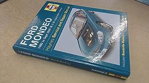 Ford Mondeo Petrol (93 - Sept 00): A K Legg