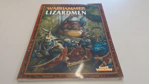 Lizardmen.: Reynolds, Anthony