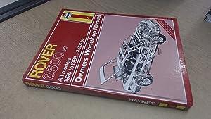 Rover 3500 V8 1976-85 Owners Workshop Manual: Barge, Colin D.
