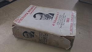 The Sherlock Holmes Long Stories: 4 Volumes: Arthur Conan Doyle