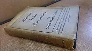 Lincoln Takes Command: John Shipley Tilley