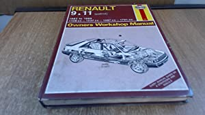 Renault 9 and 11 Owners Workshop Manual: Mead, John S.