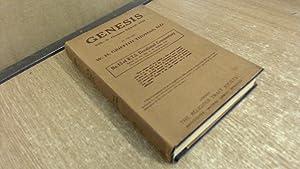 Genesis A Devotional Commentary, Volume XXXVII.-L: W.H. Griffith Thomas