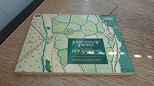 Journeys Of Frodo - An Atlas of: Strachey, Barbara