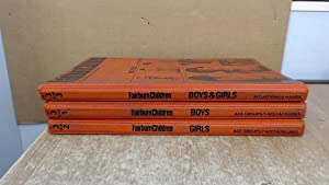 Fairburn Children Book Set / Boys and: Anonymous