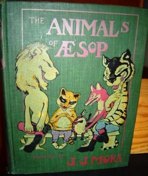 Animals of Aesop: Mora, Joseph Jacinto