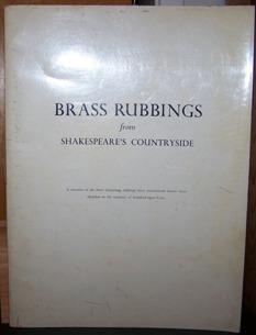Brass Rubbings from Shakespeare's Countryside