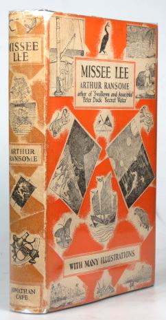 Missee Lee By Ransome Arthur London Jonathan Cape 1942