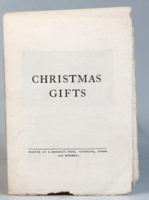 Christmas_Gifts_(SAINT_DOMINIC'S_PRESS)._[PEPLER,_H.D.C.]_[_]