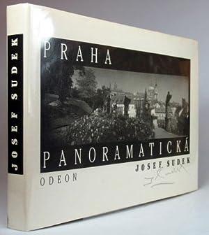 Praha Panoramatická: SUDEK, Josef