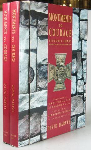 Monuments to Courage. Victoria Cross Headstones and: HARVEY, David