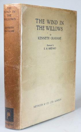 The Wind in the Willows. Illustrated by: GRAHAME, Kenneth