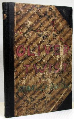 Oliver Twist. Or the Parish Boy's Progress: DICKENS, Charles