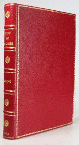 Just So Stories, for Little Children. Illustrated: KIPLING, Rudyard.