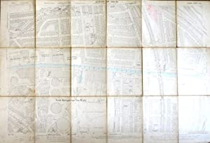 [Bermondsey]. London Sheet XI.18