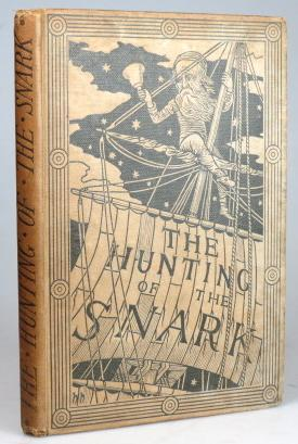 The Hunting of the Snark. An Agony, in Eight Fits. .Illustrations by Henry Holiday
