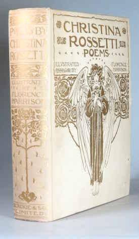 Poems by. With Illustrations by Florence Harrison. Introduction by Alice Meynell